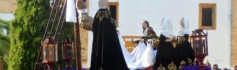 Semana Santa in Carmona, Wednesday 16 April 2014
